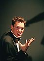Bash by Neil LaBute   . With Matthew Lillard  at the Almeida  Theatre January 2000    CREDIT Geraint Lewis