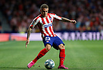 Atletico de Madrid's Kieran Trippier during La Liga match. Aug 18, 2019. (ALTERPHOTOS/Manu R.B.)Atletico de Madrid's Kieran Trippier seen in action during the Spanish La Liga match between Atletico de Madrid and Getafe CF at Wanda Metropolitano Stadium in Madrid, Spain
