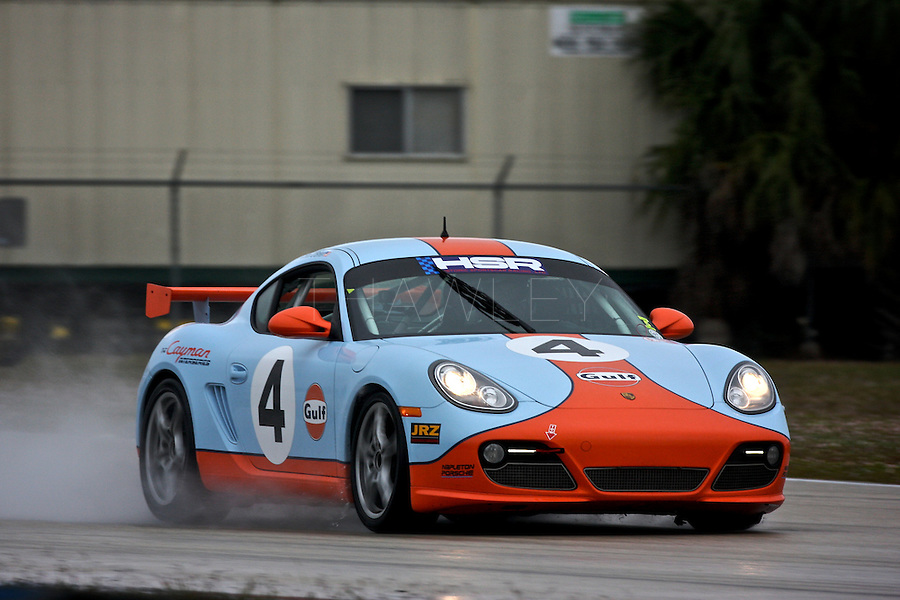 HSR Cayman Interseries