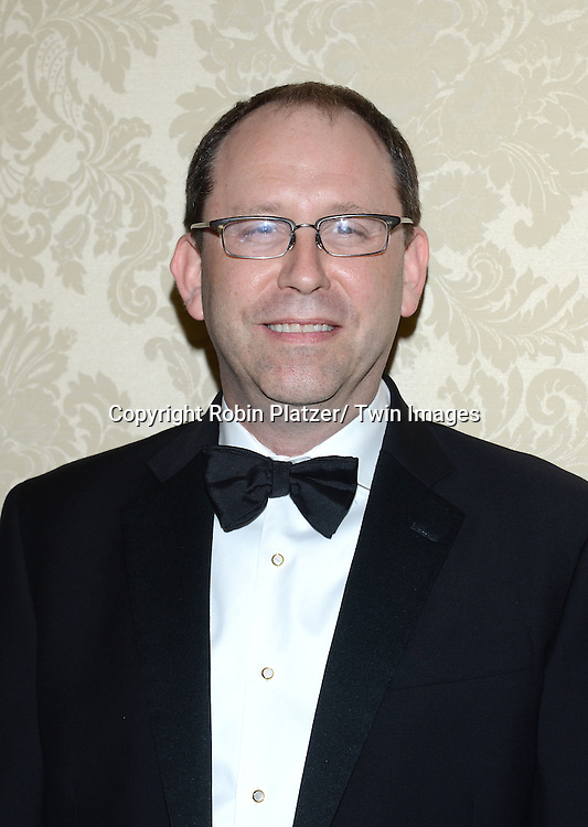 Carl Goodman, MMI Director, attends the Museum of the Moving Image Gala honoring Abbe Raven and Thomas Rutledge on May 22, 2013 at the St Regis Hotel in New York City.