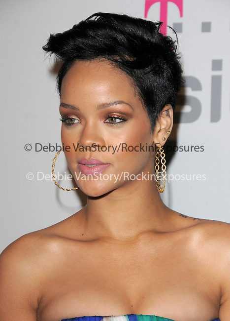 Rihanna at The Clive Davis / Recording Academy Annual Pre- Grammy Party held at The Beverly Hilton Hotel in Beverly Hills, California on February 07,2009                                                                     Copyright 2009 Debbie VanStory/RockinExposures
