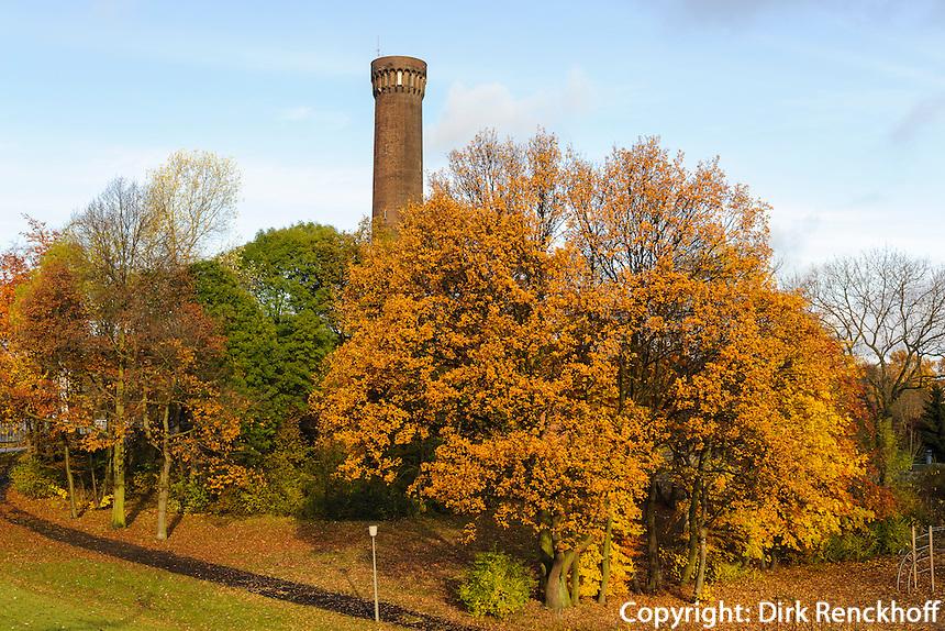 Wasserturm in Rothenburgsort, Hamburg, Deutschland