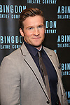Claybourne Elder attends the Abingdon Theatre Company Gala honoring Donna Murphy on October 22, 2018 at the Edison Ballroom in New York City.