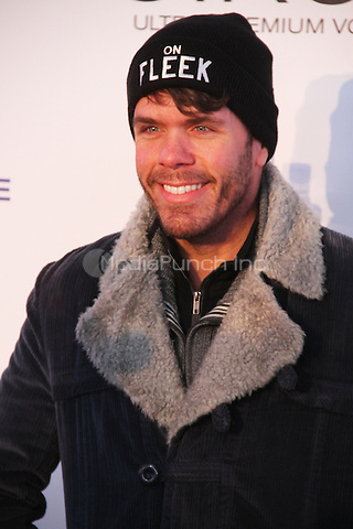 NEW YORK, NY - NOVEMBER 19, 2014<br /> Perez Hilton attends the world premiere of &quot;STEP INTO THE CIRCLE&quot; the new brand positioning for CIROC Premium Vodka, November 19, 2014 in New York, NY.<br /> Walik Goshorn/MediaPunch
