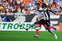 ATENÇÃO EDITOR: FOTO EMBARGADA PARA VEÍCULOS INTERNACIONAIS. - RIO DE JANEIRO, RJ, 09 DE SETEMBRO DE 2012 - CAMPEONATO BRASILEIRO - BOTAFOGO X NAUTICO - Andrezinho, jogador do Botafogo, durante partida contra o Nautico, pela 23a rodada do Campeonato Brasileiro, no Stadium Rio (Engenhao), na cidade do Rio de Janeiro, neste domingo, 09. FOTO BRUNO TURANO BRAZIL PHOTO PRESS