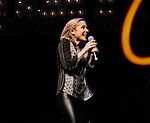 One Life To Live Kerry Butler sings  as she is attending the first ever 3-day Broadway Con on January 22 - 24, 2016 at the Hilton Hotel, New York City, New York. (Photo by Sue Coflin/Max Photos)