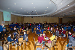 A large attendance at the annual Noreen Lynch Credit Union Quiz in the Brandon Hotel on Sunday last.