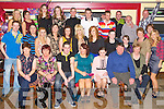 PARTY : What a party Ciara Bunyan, Causeway (seated centre) as she invited her family and friends to dance the night away at her 21st. in McHales Bar, Causeway.......
