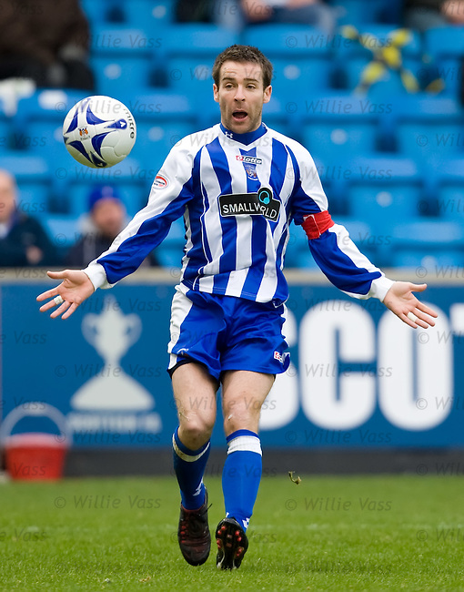 Garry Hay, Kilmarnock