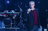 Pictured: Chris Pearlman<br /> Re: Swansea City FC Christmas party at the Liberty Stadium, Wales, UK. Thursday 14 December 2017