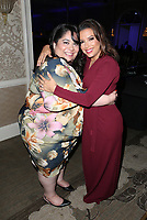 LOS ANGELES, CA - NOVEMBER 8: Eva Longoria, Guest, at the Eva Longoria Foundation Dinner Gala honoring Zoe Saldana and Gina Rodriguez at The Four Seasons Beverly Hills in Los Angeles, California on November 8, 2018. Credit: Faye Sadou/MediaPunch