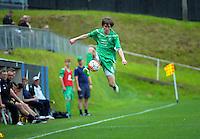 151121 ASB Youth League Football - Team Wellington v Manawatu United