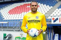 VOETBAL: HEERENVEEN: 12-06-2017, Abe Lenstra Stadion,  SC Heerenveen haalt nieuwe keeper, de 24-jarige doelman Warner Hahn komt over van Feyenoord en tekende een contract voor 3 seizoenen, ©foto Martin de Jong