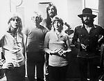 Fleetwood Mac 1971 Danny Kirwan, Bob Welch, Mick Fleetwood, Christine Perfect, John McVie....