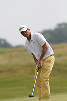 Juan Francisco Sarasti (Spain) on the Final Day of the International European Amateur Championship 2012 at Carton House, 11/8/12...(Photo credit should read Jenny Matthews/Golffile)...