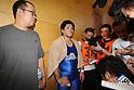 (L to R) Yoji Anjo, Hiroshi Izumi, July 2, 2011 - Wrestling : All Japan Industrial Wrestling Championship, Men's Free Style -96kg at Wako General Gymnasium, Saitama, Japan. (Photo by Daiju KitamuraAFLO SPORT) [1045]