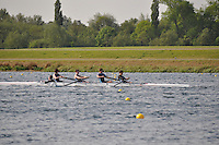 Wallingford Rowing Club Regatta 2011. Dorney..(J15A.4+).Latymer Upper School A (310)