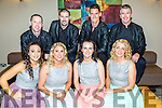 Abbeydorney Hurling Club presents Battle of the Parish at Ballyroe Heights Hotel on Sunday. Pictured Ahamore and Ballymacaquim Team Dirty Dancing Helena O'Leary, Aoife O'Connell, Claire Behan, Patricia Behan, Liam McCarthy, Sean Hegarty, Stephen O'Connell, Maurice McElligott