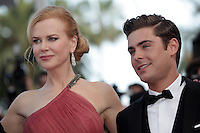 """Nicole Kidman, Zac Efron - """" Paperboy """" premiere at the 65th Cannes Film Festival at the Palais des Festivals..May 24th, 2012."""