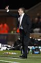 Stevenage manager Graham Westley. - Colchester United v Stevenage - Weston Homes Community Stadium, Colchester - 26th December 2011  .© Kevin Coleman 2011