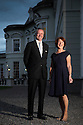 29/09/14 <br /> <br /> Henry Beeby (Group Chief Exec) and Eimear Mulhern (Chairman)<br /> <br /> Goffs pre Orby sale party at the K Club, near Dublin.<br /> <br /> <br /> <br /> All Rights Reserved - F Stop Press.  www.fstoppress.com. Tel: +44 (0)1335 300098