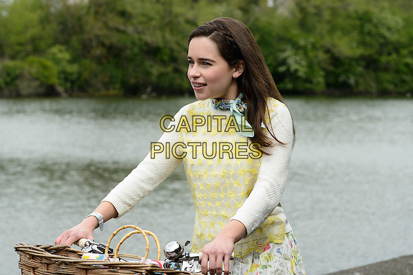Me Before You (2016)<br /> Emilia Clarke <br /> *Filmstill - Editorial Use Only*<br /> CAP/KFS<br /> Image supplied by Capital Pictures
