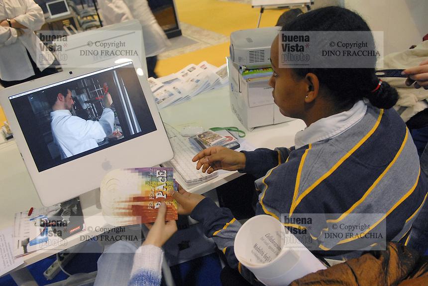 - Expo of Human Capital and Innovation at the Milan Fair,..professional school ....- Expo del Capitale Umano e dell'Innovazione alla Fiera di Milano, scuola professionale