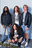 Soundgarden; Chris Cornell; 1989<br /> Photo Credit: Joe Giron/ Atlas Icons.com