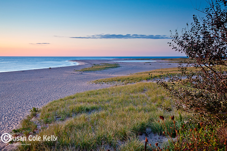 Sunrise at Chatham Beach, Chatham, Cape Cod, MA, USA