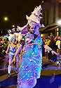 The first annual Krewe du Boheme marched though the Marigny and the French Quarter, 2019.
