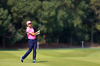 Rafa Cabrera Bello (ESP) on the 3rd fairway during the 3rd round of the WGC HSBC Champions, Sheshan Golf Club, Shanghai, China. 02/11/2019.<br /> Picture Fran Caffrey / Golffile.ie<br /> <br /> All photo usage must carry mandatory copyright credit (© Golffile | Fran Caffrey)