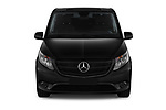 Car photography straight front view of a 2018 Mercedes Benz Vito Mixto Perfect Tool 4 Door Combi