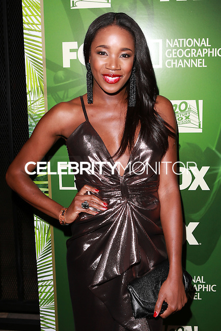 LOS ANGELES, CA, USA - AUGUST 25: DJ Kiss at the FOX, 20th Century FOX Television, FX Networks And National Geographic Channel's 2014 Emmy Award Nominee Celebration held at Vibiana on August 25, 2014 in Los Angeles, California, United States. (Photo by David Acosta/Celebrity Monitor)