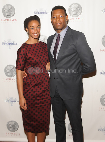 New York,NY-JUNE 02: Kory Jackson attends Lapham's Quarterly Decades Ball: The 1870s at Gotham Hall In New York City on June 2, 2014. Credit: John Palmer/MediaPunch