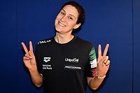 Giulia Gorlero <br /> Budapest 10/01/2020 Duna Arena <br /> Portrait Italy Women National Team <br /> Photo Andrea Staccioli / Insidefoto / Deepbluemedia