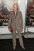"Jay Manuel   ..Anteprima di ""La Furia dei Titani"".. ""Wrath of the Titans""..AMC Lincoln Square Theater..26/03/2012, New York..Foto Insidefoto / Marco Sagliocco....Only Italy"