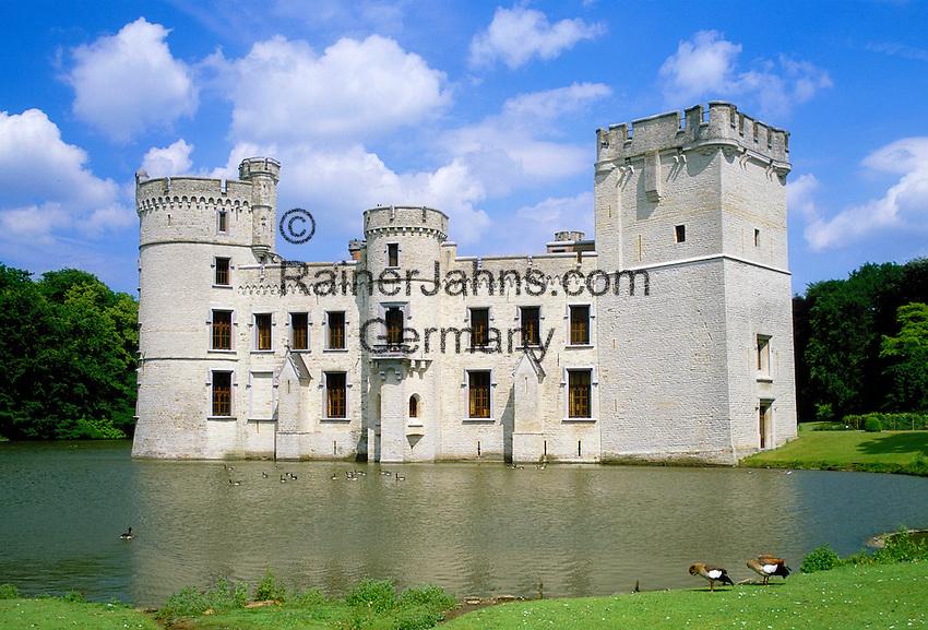 Belgium, Flanders, Flemish Brabant, Meise: Bouchout Castle | Belgien, Flandern, Flaemisch-Brabant, Meise: Schloss von Bouchout