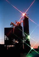 Gravel plant, 1987.   &amp;#xA;<br />