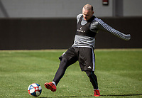 Washington, D.C. - Tuesday February 26, 2019: D.C. United Open Practice and press conference at Audi Field.