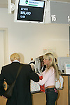 24.05.2012, Berlin - Thema Hochteit Anna Maria Lagerbloom heiratet Rabber Bushido in Berlin - Archiv aus:  CL 04-05 Hinrunde 1. Spiel - Vorschau<br /> <br /> Abflug der Mannschaft von Werder Bremen am 13.09.04 vom Bremer Flughafen - einschecken der Mannschaft<br /> Pekka Lagerbloom mit seiner neuen Freundin Anna Maria ( Schwester von Sarah Conners ) <br /> <br /> <br /> Foto © nph / Kokenge *** Local Caption ***