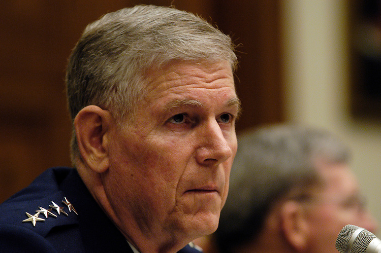 Gen. Richard Myers, chairman, Joint Chiefs of Staff, testifying at an Armed Services Committee hearing on conduct and support of Operation Iraqi Freedom.