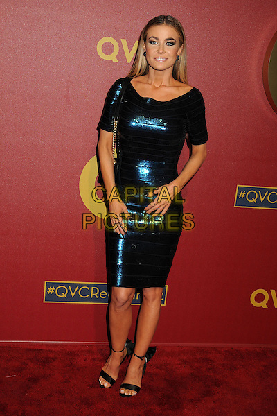 28 February 2014 - Los Angeles, California - Carmen Electra. QVC Presents Red Carpet Style held at the Four Seasons Hotel. <br /> CAP/ADM/BP<br /> &copy;Byron Purvis/AdMedia/Capital Pictures