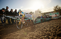 Superprestige Zonhoven 2013<br /> <br /> Tom Meeusen (BEL)