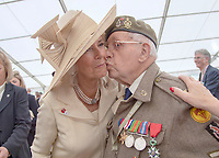 D-Day Service and Reception of Remembrance in Bayeux