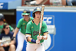 CHAPEL HILL, NC - MAY 11: Notre Dame's Ali Wester. The #4 Boston College Eagles played the #5 University of Notre Dame Fighting Irish on May 11, 2017, at Anderson Softball Stadium in Chapel Hill, NC in a 2017 Atlantic Coast Conference Tournament Quarterfinal Softball game. Notre Dame won the game 9-5 in eight innings.