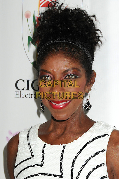 13 September 2014 - Beverly Hills, California - Natalie Cole. Brent Shapiro Foundation 2014 Annual Summer Spectacular Under the Stars Fundraising Gala.  <br /> CAP/ADM/BP<br /> &copy;Byron Purvis/AdMedia/Capital Pictures