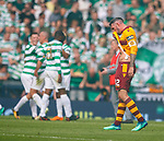 19.05.2018 Scottish Cup Final Celtic v Motherwell: Ryan Bowman