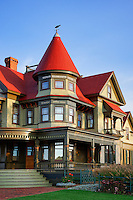 Corbin-Norton house, Ocean Avenue,  Oak Bluffs, Martha's Vineyard, Massachusetts, USA