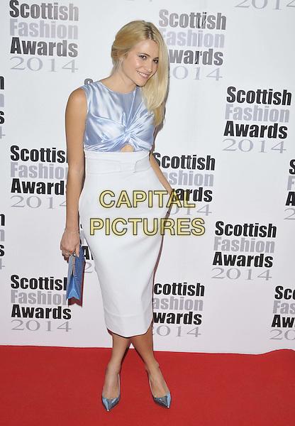 LONDON, ENGLAND - SEPTEMBER 01: Victoria Louise &quot;Pixie&quot; Lott attends the Scottish Fashion Awards 2014, 8 Northumberland Avenue, Northumberland Avenue, on Monday September 01, 2014 in London, England, UK. <br /> CAP/CAN<br /> &copy;Can Nguyen/Capital Pictures