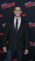 NEW YORK, NY - OCTOBER 6: Wilson Cruz at the panel discussion for the new season of the CBS series Star Trek: Discovery during New York Comic Con 2018 at The Hulu Theater at Madison Square Garden in New York City on October 6, 2018. <br /> CAP/MPI/RW<br /> &copy;RW/MPI/Capital Pictures
